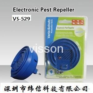 Electronic Pest Repeller  mosquitoes  fleas cockroarats house flies martens    1