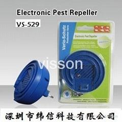 Electronic Pest Repeller  mosquitoes  fleas cockroarats house flies martens