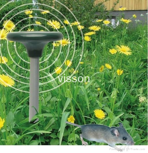 Solar Mouse Repeller in Home and Garden   5