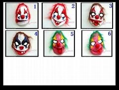 2011 Wholesale Plastic Halloween Masks
