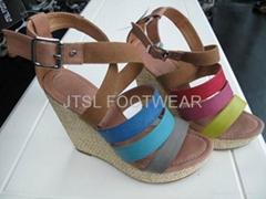 JTSL Wedge sandal