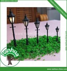 Model lamp, Garden Lamp