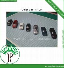 Color Scale Car