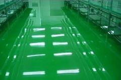 环氧地坪面涂固化剂