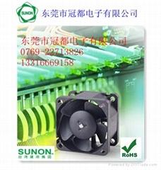 SUNON環保綠能風扇