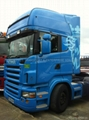SCANIA R420 6X2 SEMI MANUAL