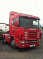 SCANIA 144L R460 6X2 SEMI MANUAL