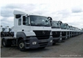 Mercedes Benz Axor 1840 (4x2) Tractor unit