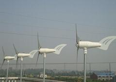 400W風力發電機