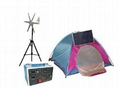 便攜式風光互補移動電站