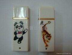 Chinese Gift ceramic U disk