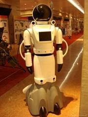 展览迎宾机器人