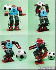 遊戲廳桌面足球機器人
