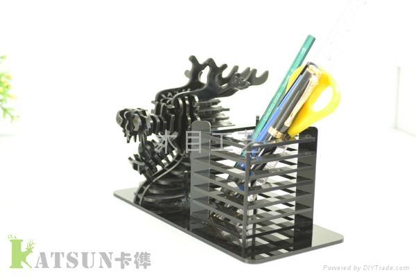 欧式礼品创意手工笔筒