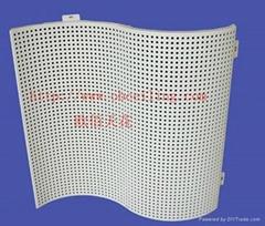批发供应异型铝单板幕墙