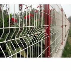 Triangular Bending Fence