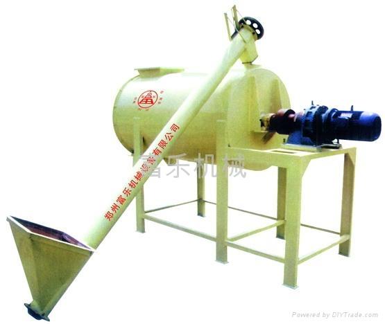 FULE Dry mortar mixer  2