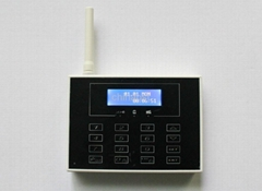 29 Zones Wireless Home Security Alarm System Touch Keypad LCD display