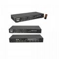4x4 HDMI Matrix Switch Splitter with