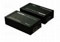 HDMI Extender via CAT5e/CAT6, Complies