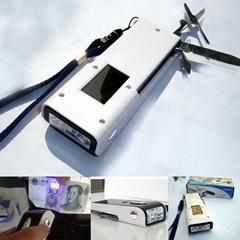 太陽能戶外手電筒