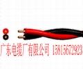銅芯絞行連接軟電線RVS
