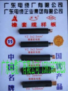 電焊機電纜YHF 1