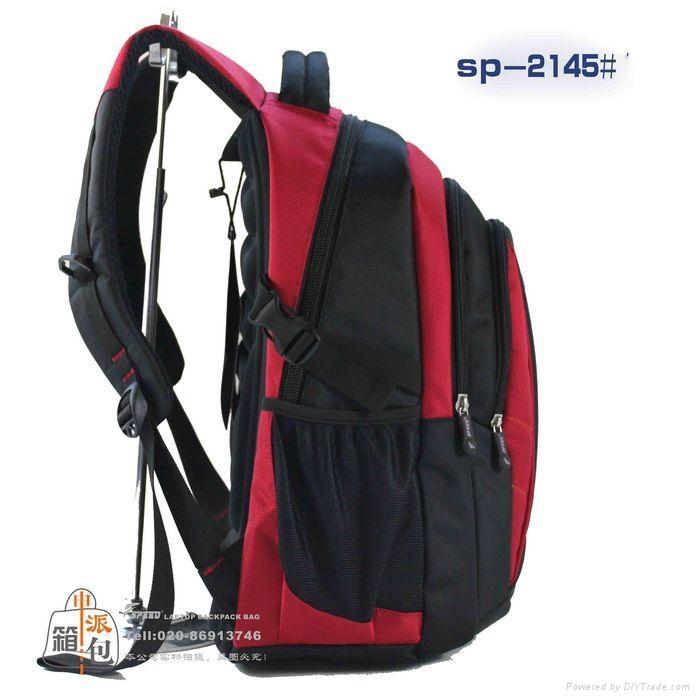 供应抗震功能强时尚款式SP-2145#电脑背包 3