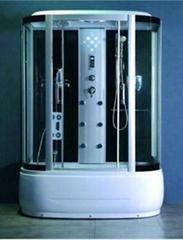 new design steam shower cabins with hydromassageZY-1G01A