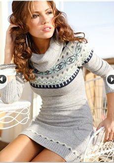 女式毛衣 1