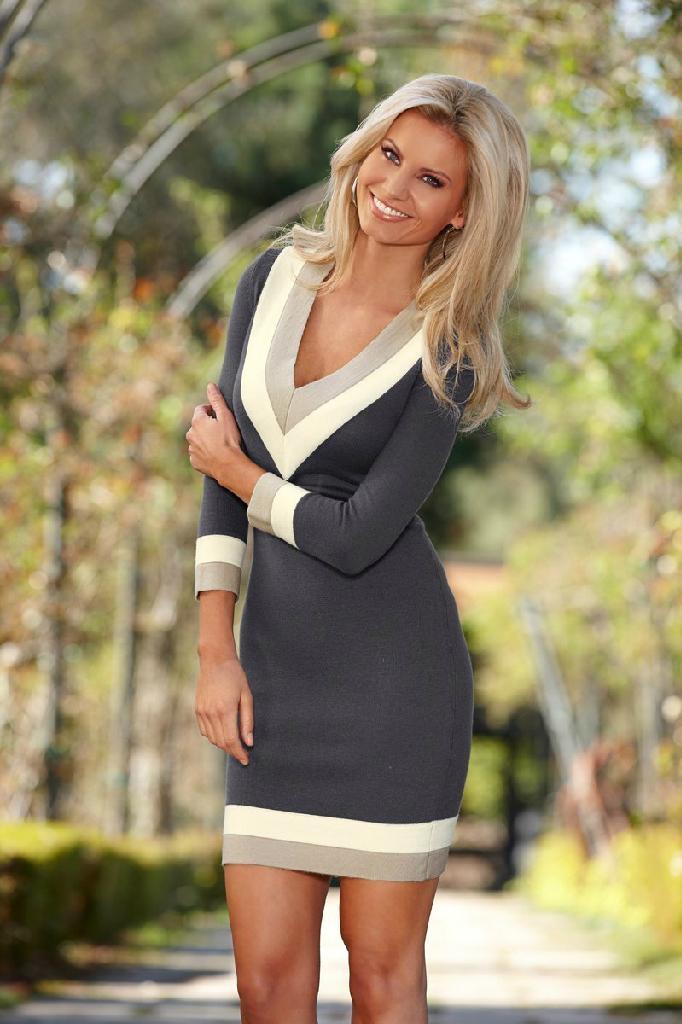 女式毛衣 2
