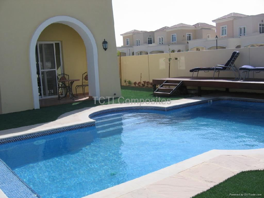 Grp swimming pools united arab emirates manufacturer - Swimming pool construction companies in uae ...
