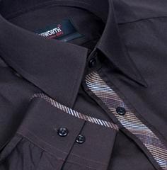 Xcite Brown Designer Shirt