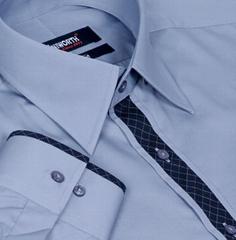 Xcite Gray Designer Shirt