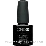 Original CND Shellac Gel Nail Polish UV Base Coat .25 oz