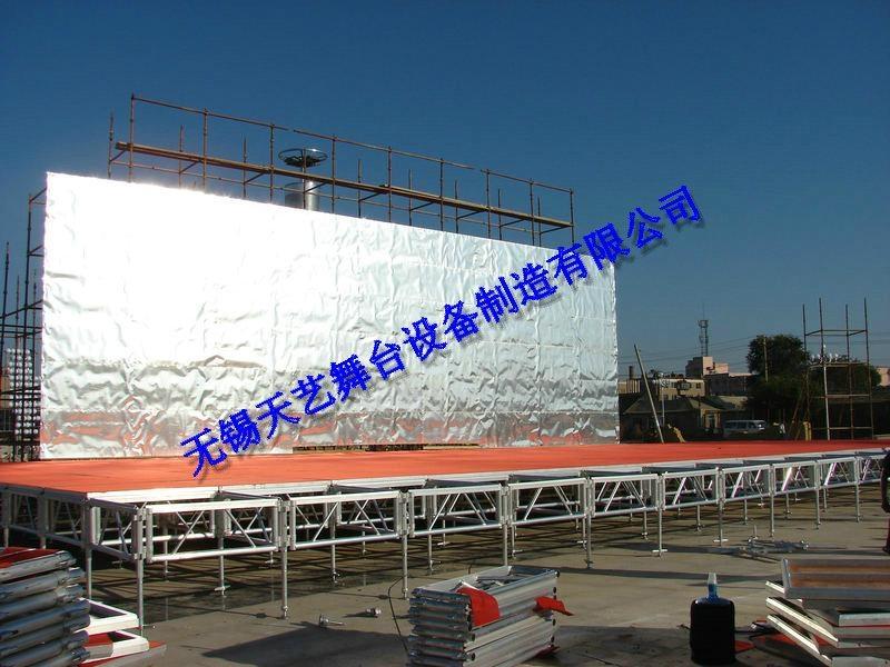 铝合金舞台 2