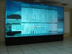 DLP大屏幕背投顯示牆 67寸箱體單元(單燈 標分)