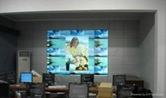 DLP大屏幕背投顯示牆 67寸箱體單元(雙燈 標分)