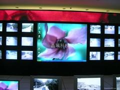 DLP大屏幕背投顯示牆 67寸箱體單元(雙燈 高分)