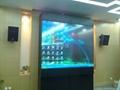 DLP大屏幕背投顯示牆 前維護