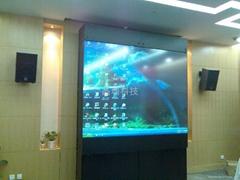 DLP大屏幕背投顯示牆 前維護系列