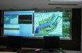 DLP大屏幕拼接顯示牆 內拼接