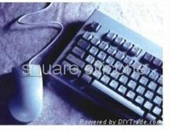 电脑键盘用硅橡胶