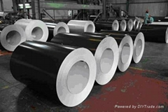PPGI color coated galvanized steel coil colorbond