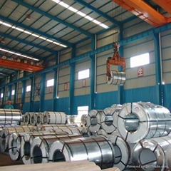 PPGI color coated galvanized colorbond steel sheet in coil