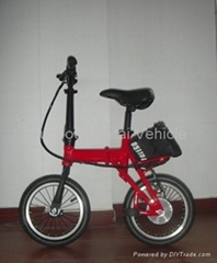 folding electric bike(ZT-G1101)