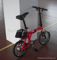 folding electric bike(ZT-G1102)
