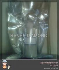 Monocrystalline diamond liquid for precise lapping