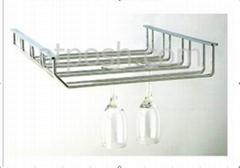Four Goblet Rack