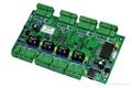 网络通讯工业级四门单向控制器
